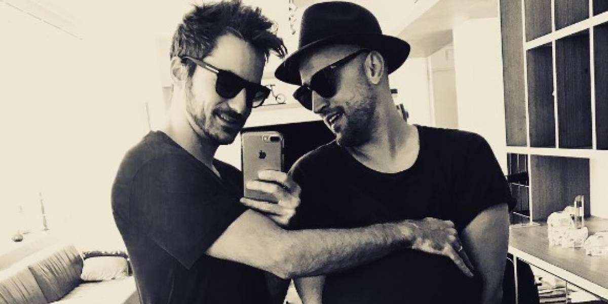 Paulo Gustavo e Thales Bretas serão pais de gêmeos