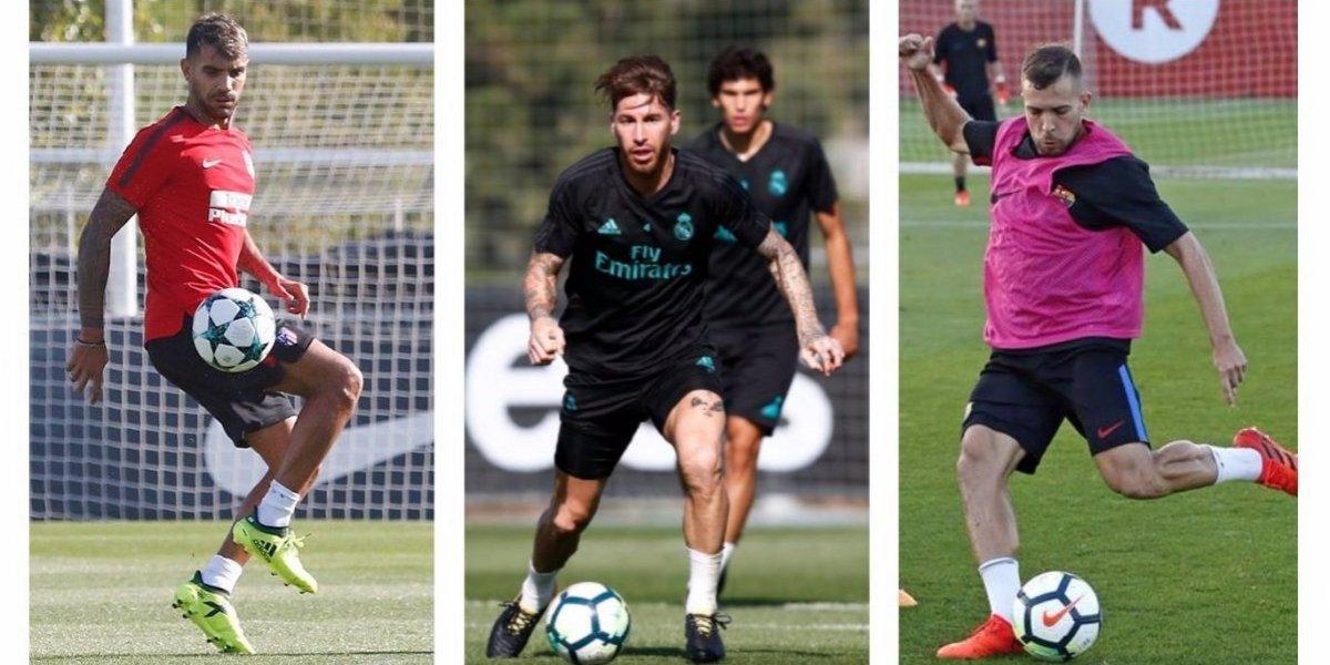 Programación de la jornada 8 de la Liga española