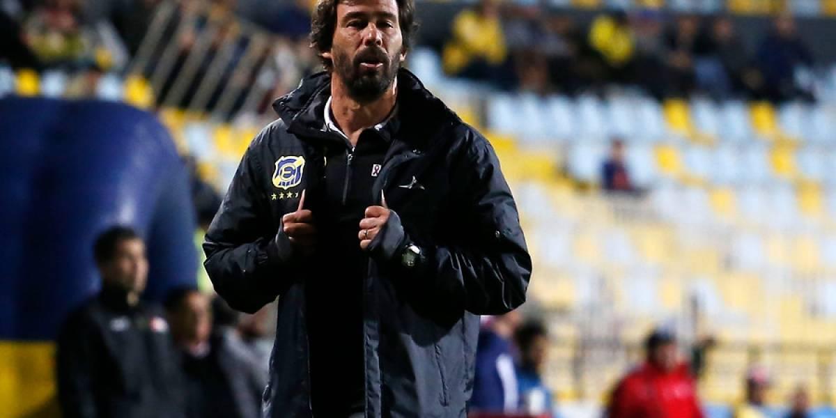 """Vitamina Sánchez lamentó el duro empate de Everton: """"El resultado genera desilusión"""""""