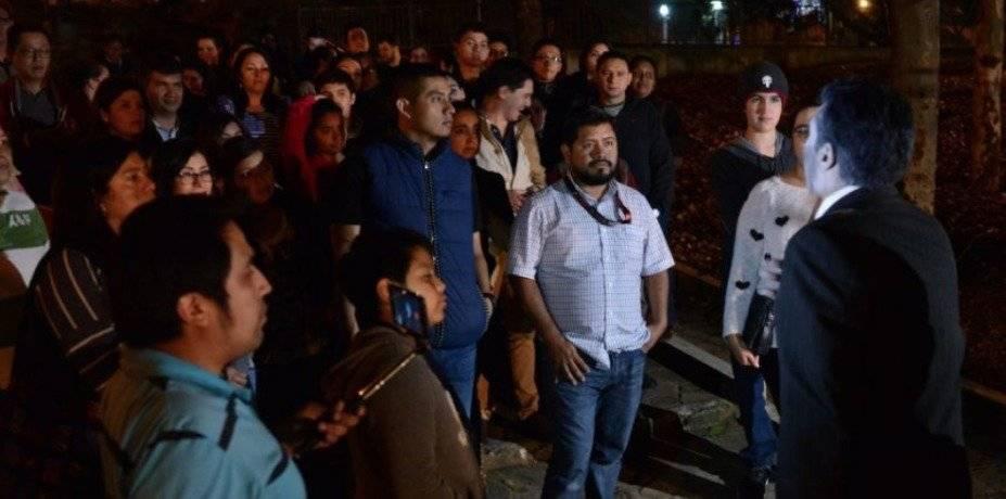Recorrido de Leyendas de Guatemala. Foto: Omar Solís