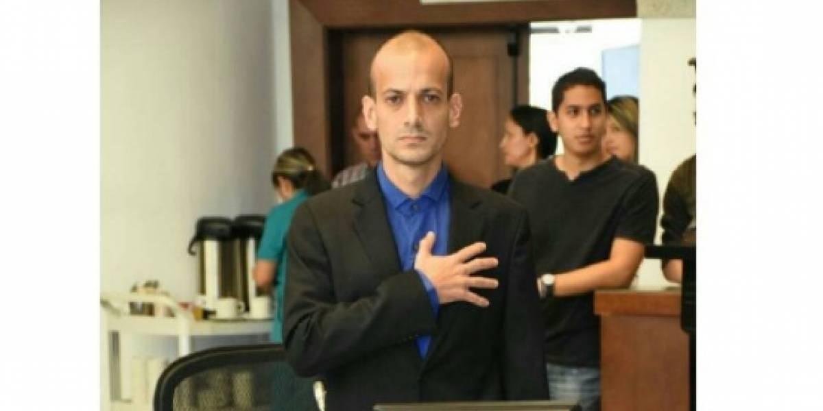 Ahora el concejal del Centro Democrático, Santiago Jaramillo, ataca a su mentor Álvaro Uribe