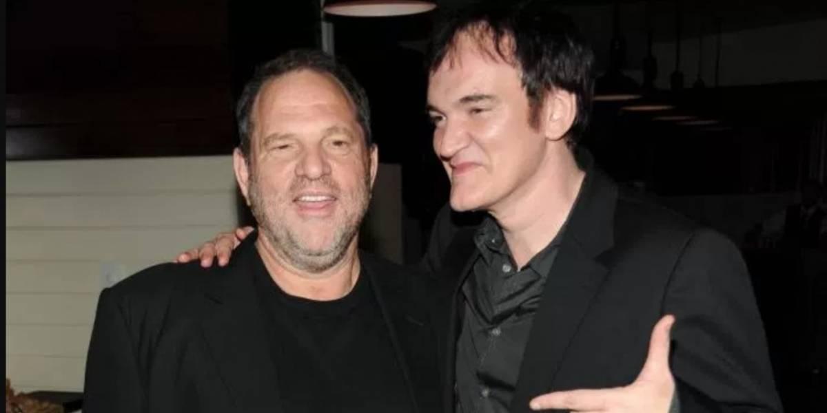 Quentin Tarantino estupefacto por escándalo de Weinstein