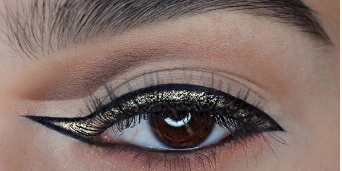 'Cat Eye' invertido: la tendencia de otoño