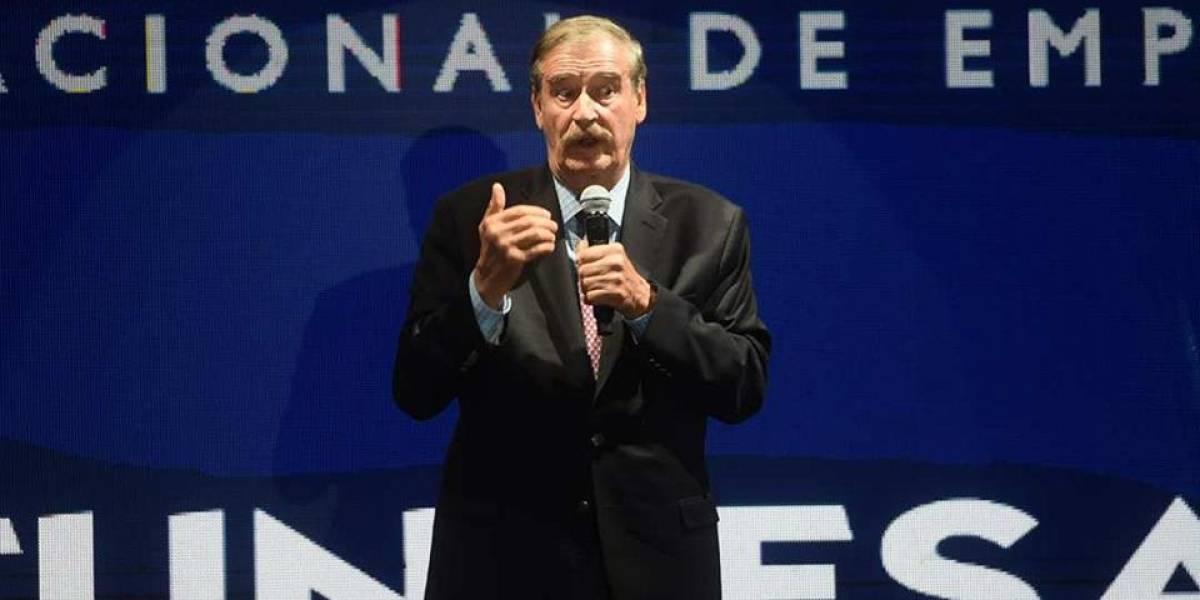 El mensaje que el expresidente mexicano Vicente Fox le envía a Guatemala