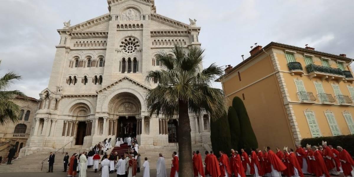 """""""Todo un pecador"""": condenan a sacristán de la catedral de Mónaco por robar el dinero de las limosnas"""