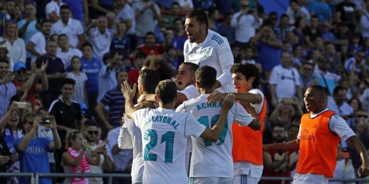 Cristiano Ronaldo rompe la sequía en la Liga española