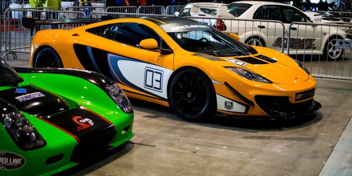 El mundo de las carreras de autos se reúne en Espacio Riesco
