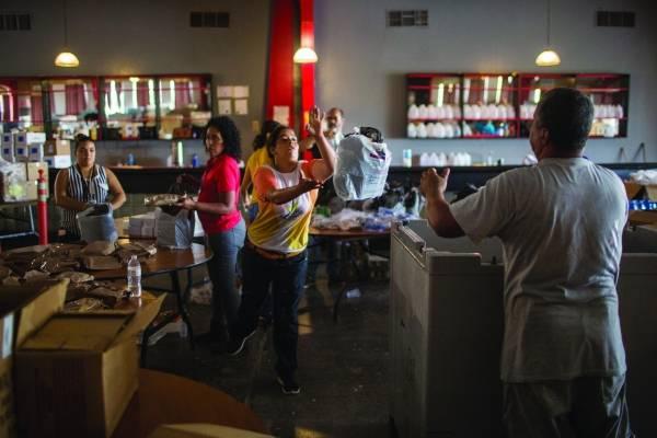 Puerto Rico vive una de sus peores crisis humanitarias