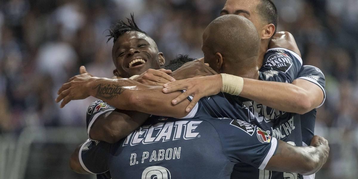 Monterrey se pone a un paso de liguilla al derrotar a Pachuca en Liga MX