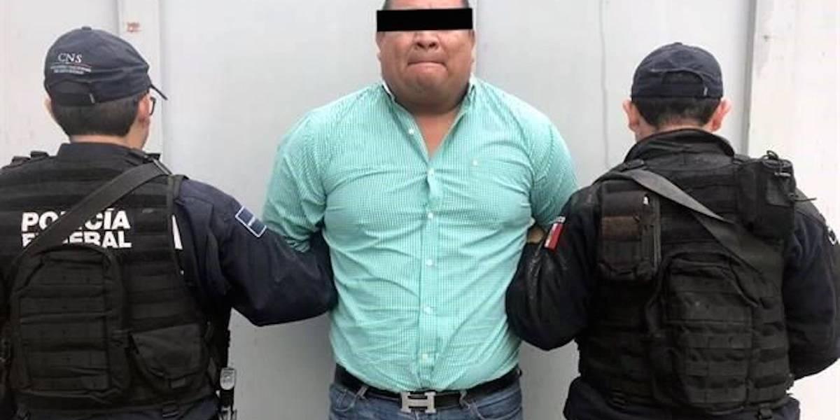 Detienen a operador de Los Zetas acusado de secuestro en Tamaulipas