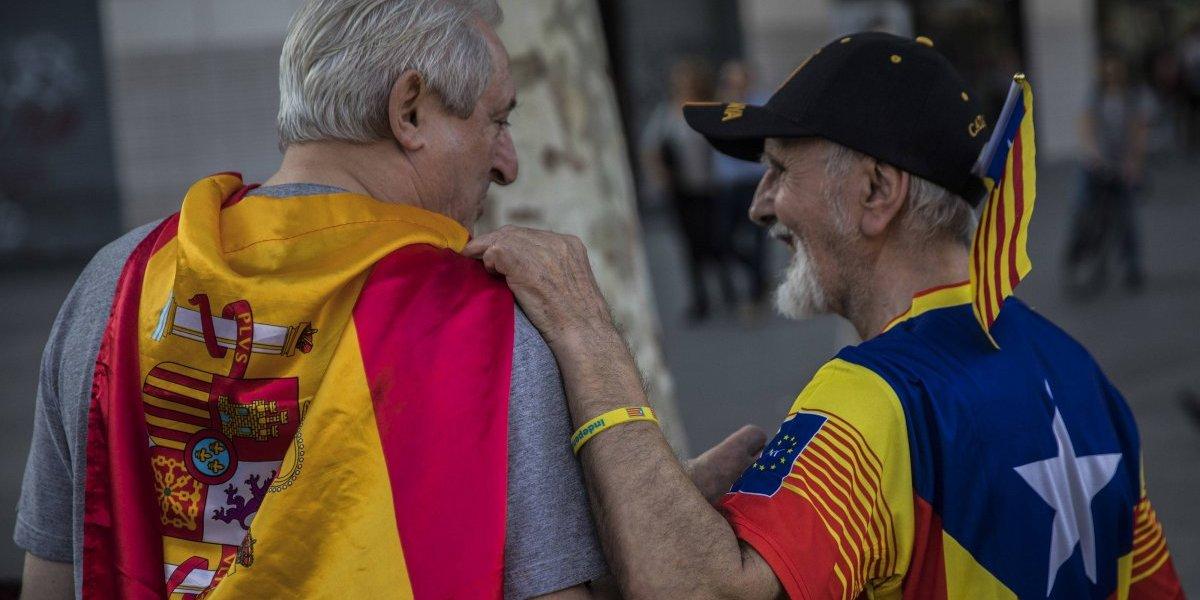 Lucha interna podría frustrar campaña separatista catalana
