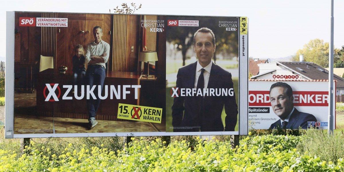 Migración e Islam marcarán las elecciones legislativas de Austria
