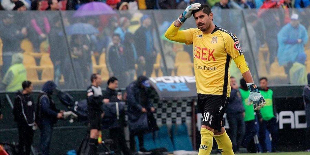 Igual dejó un récord: Diego Sánchez logró la 7ª mayor marca invicta del fútbol chileno