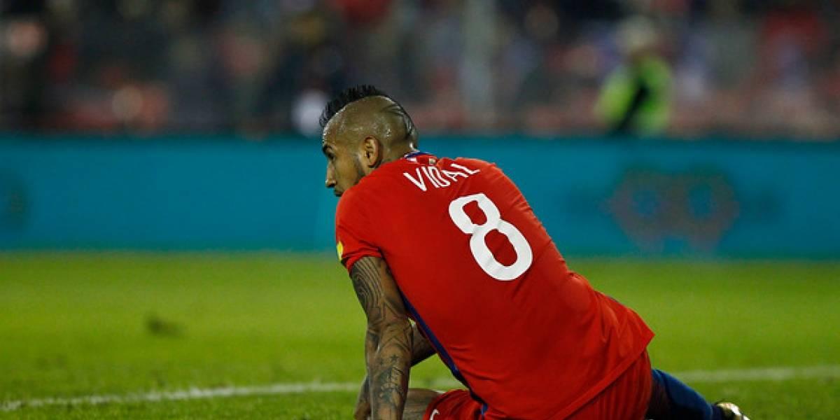 """Arturo Vidal se defiende: """"Mientras ustedes hablan y hablan yo sigo trabajando"""""""