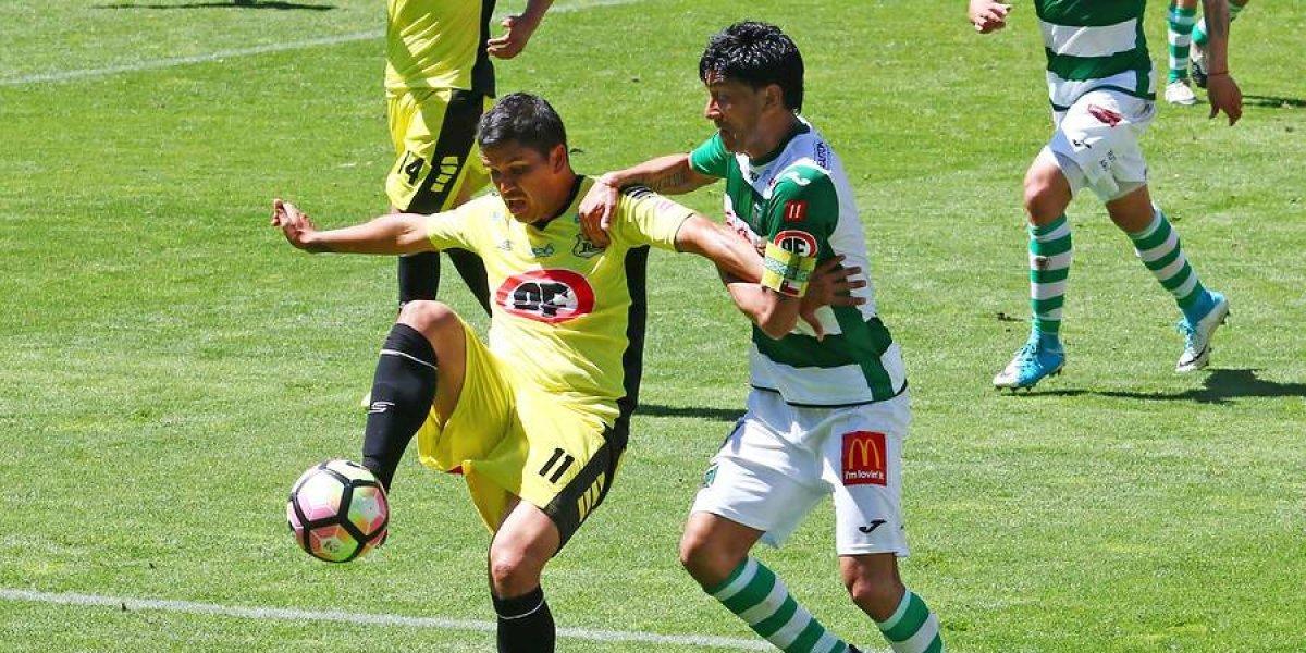 Temuco y San Luis empatan y siguen enredados en mitad de tabla del Transición