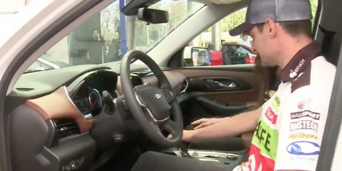 EN VIVO: Chevrolet realiza el #ChevyTestDrive & Sale junto al gran Ignacio Casale en su Casa Matriz