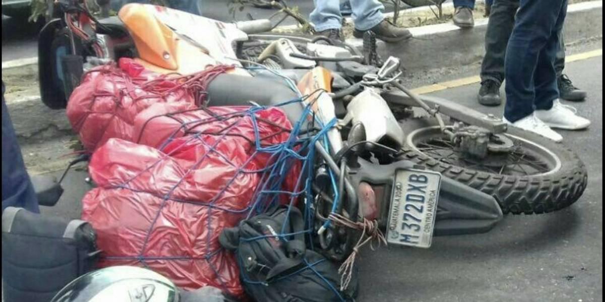Motorista pierde la vida en accidente en ruta al Pacífico