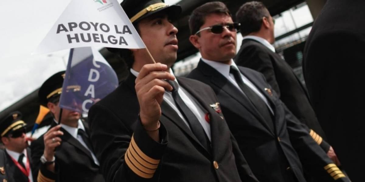 Avianca advierte con procesos disciplinarios a los pilotos que no se presenten