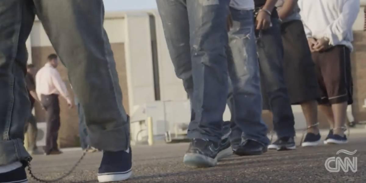 PDH insta a proteger la identidad de los niños, niñas y adolescentes que son retornados de EE. UU.