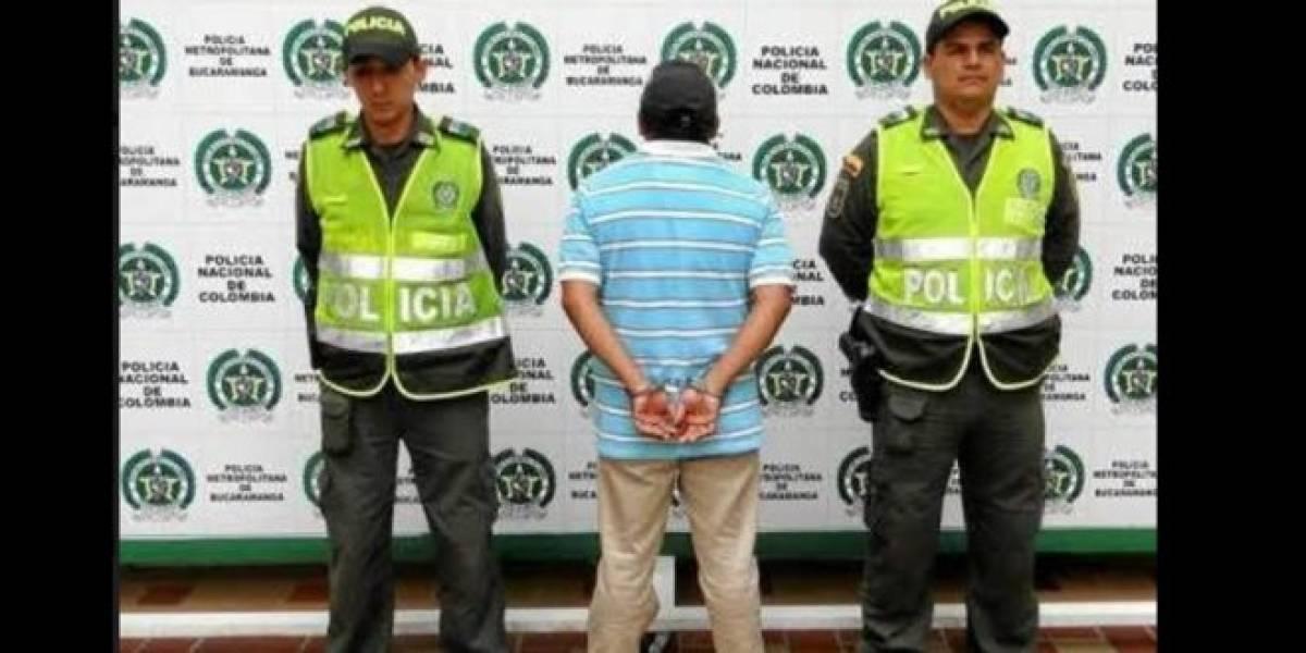Capturan a un abuelito por esconder marihuana en su residencia