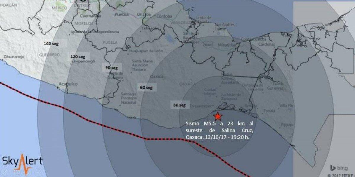 SkyAlert: ¿cuándo sí se activa la alerta sísmica?