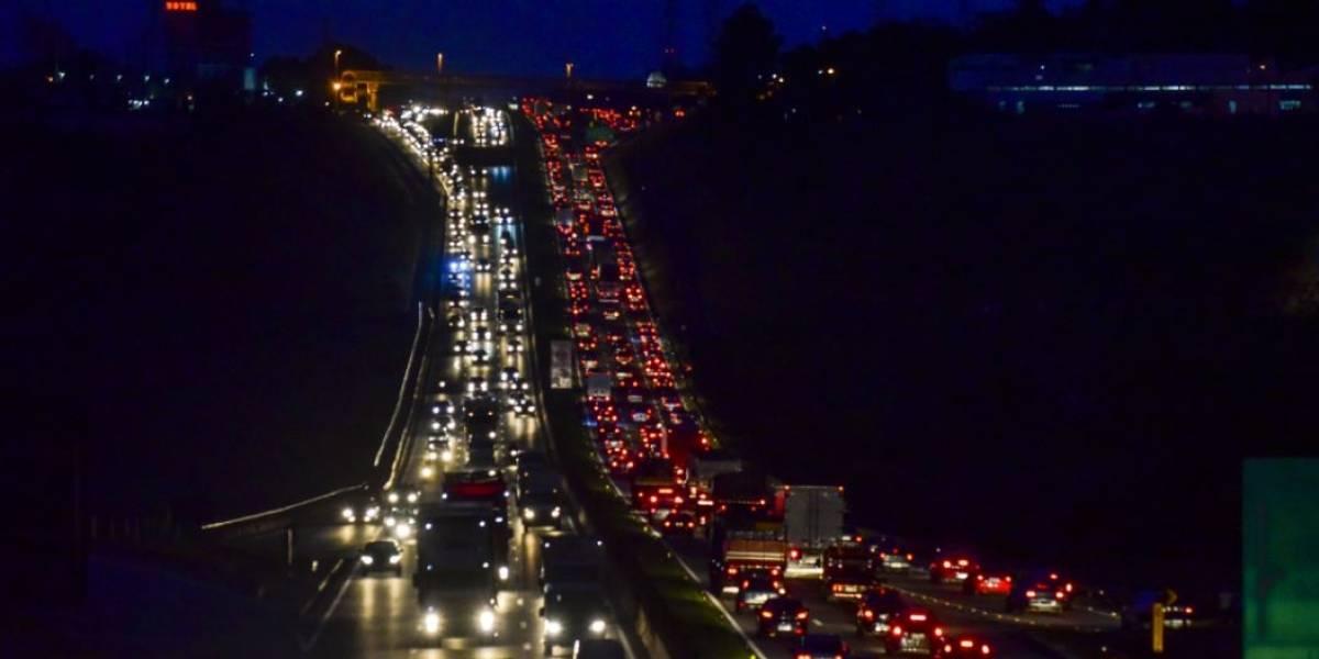 Estradas de SP devem registrar trânsito intenso até às 22h desta quarta