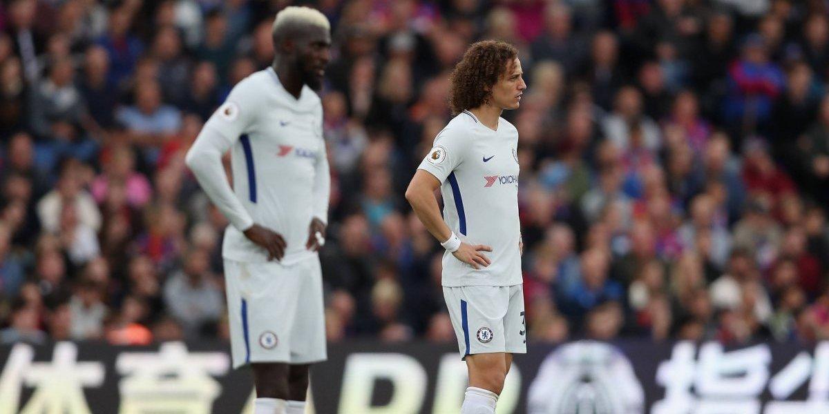 ¡Increíble! Crystal Palace derrotó al Chelsea