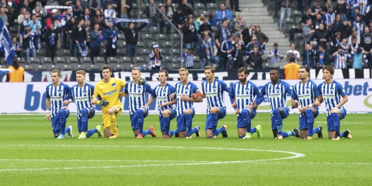 Club alemán se une a protestas de NFL contra racismo