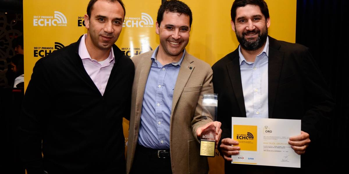 Publicidad de Man Camiones y Buses gana doble premio a nivel latinoamericano
