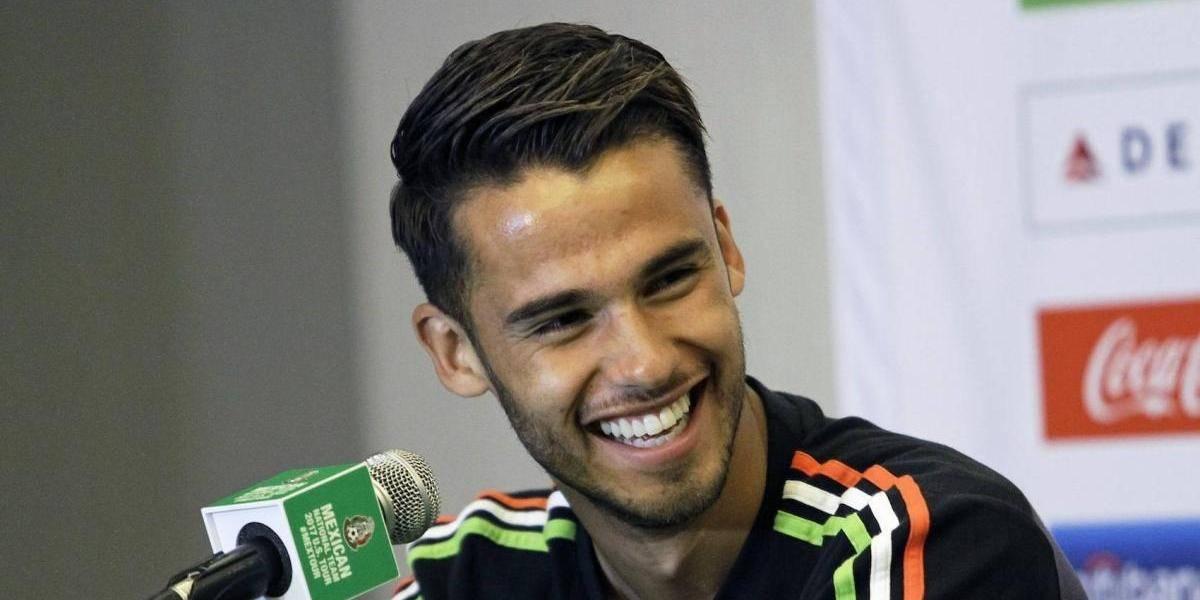 Diego Reyes manda apoyo al Tricolor Sub 17