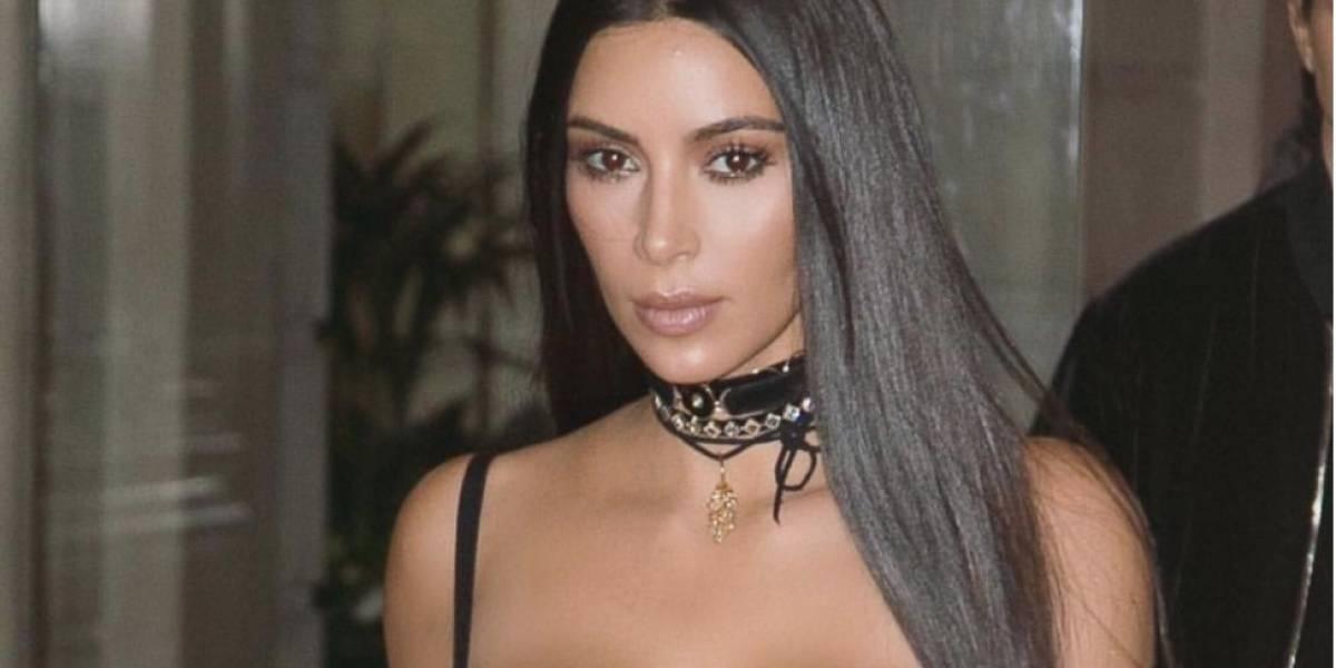 Kim Kardashian admite sufrir trastorno de dismorfia