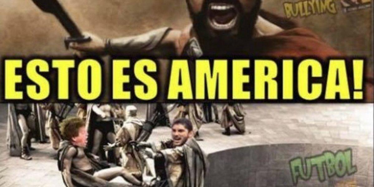 Los mejores memes del Clásico Joven entre Cruz Azul y América