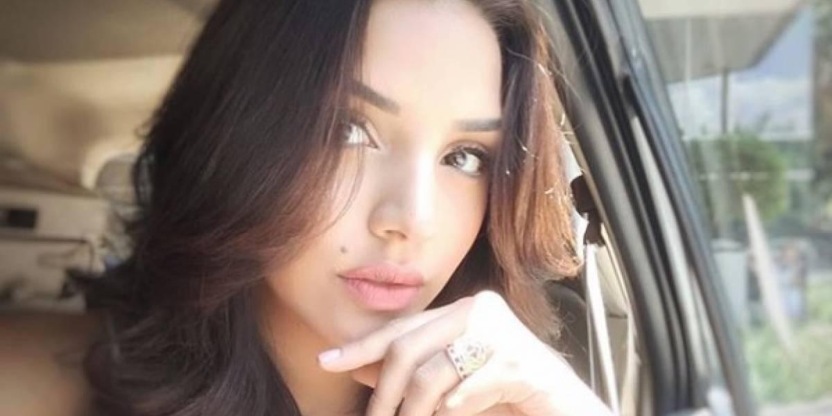La señorita Colombia se quejó por las fuertes críticas que recibe en redes sociales