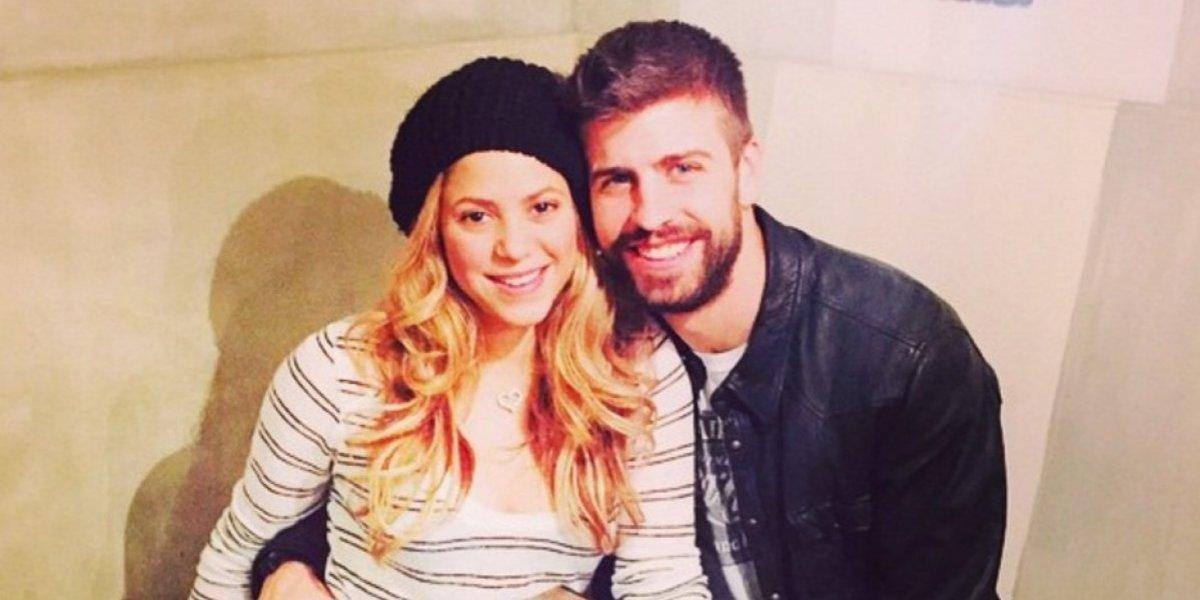 VIDEO. Shakira y Piqué descartan una separación con un momento íntimo