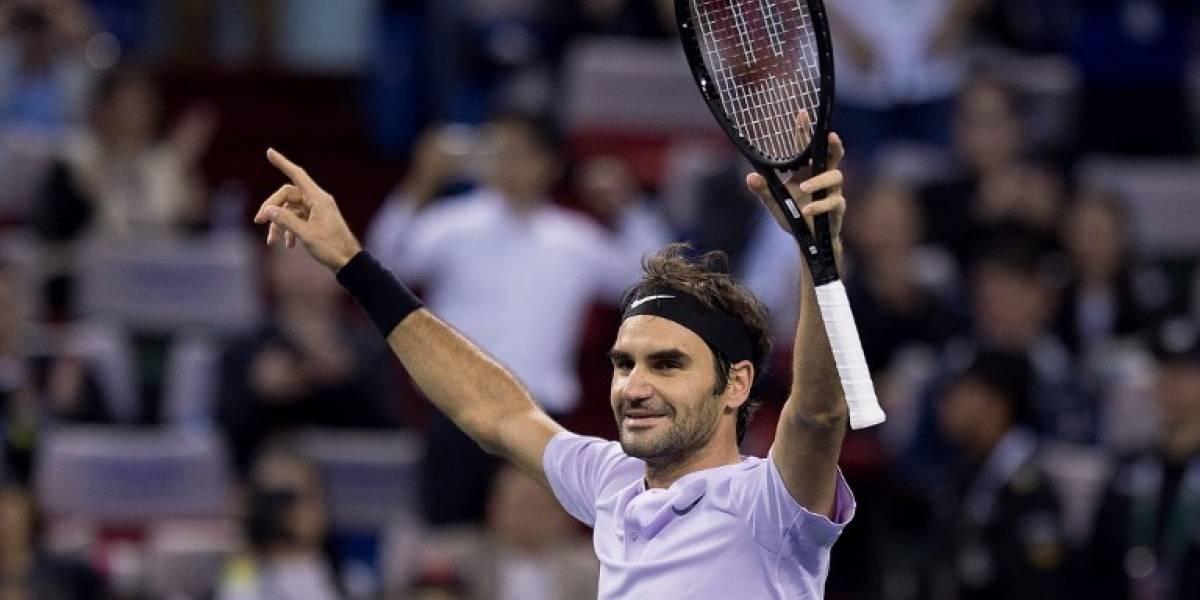 """Roger Federer luego del título en Shanghai: """"Tengo menos temor de enfrentar a Nadal"""""""