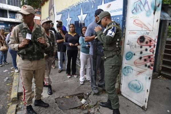 votaciones regionales Venezuela