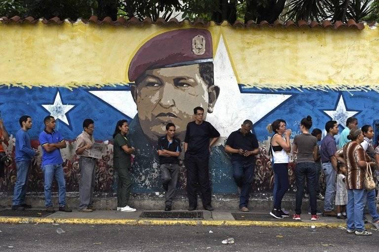 Venezuela votaciones