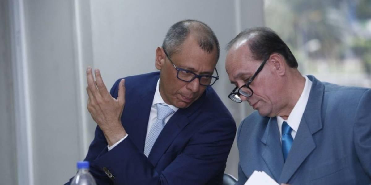 Corte de Justicia niega recurso de habeas corpus a Jorge G.