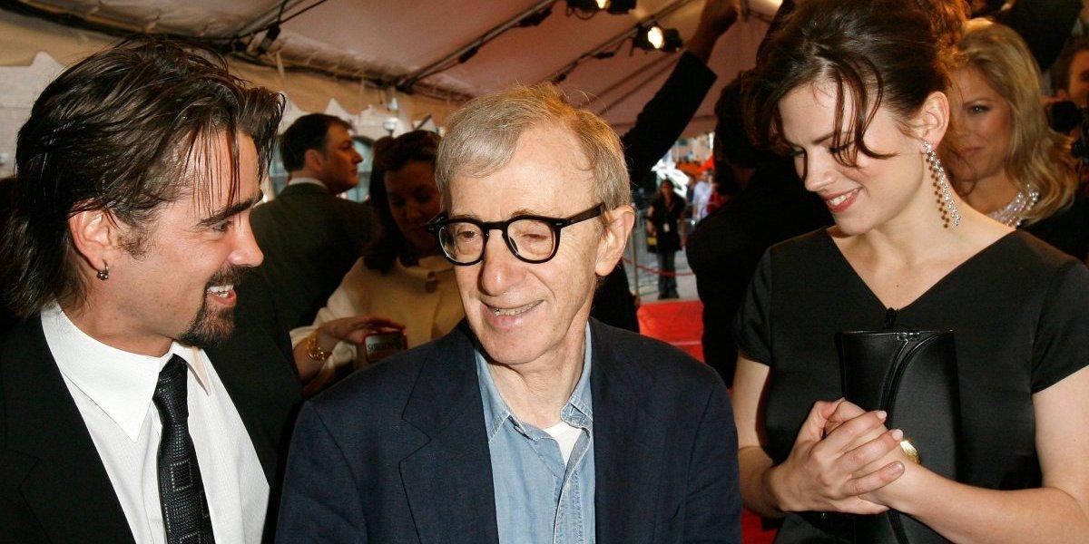 """Woody Allen siente """"tristeza"""" por las denuncias contra Harvey Weinstein"""
