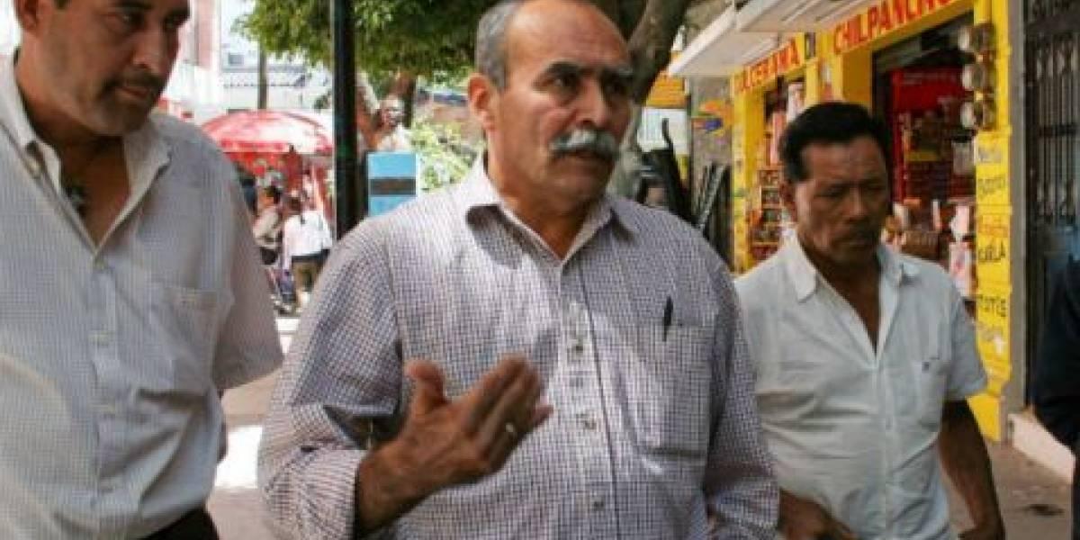 Encuentran calcinado al fundador del PRD en Guerrero