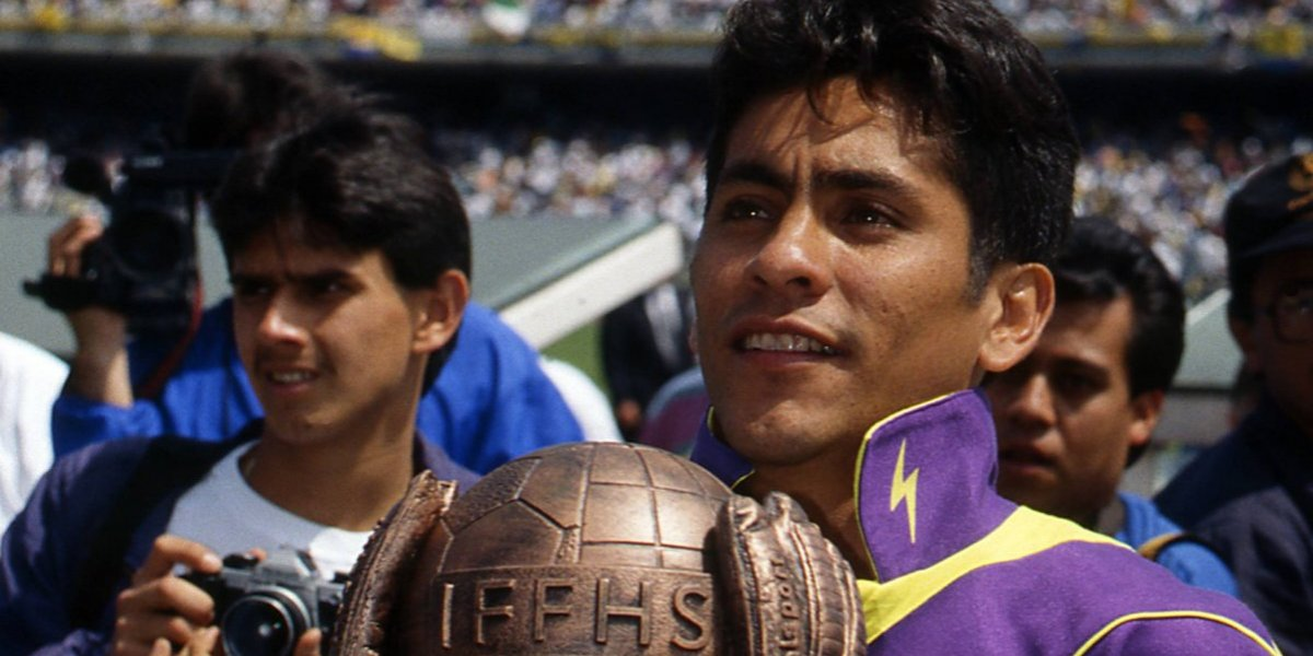 El futbol está de fiesta, ¡Feliz cumpleaños Jorge Campos!