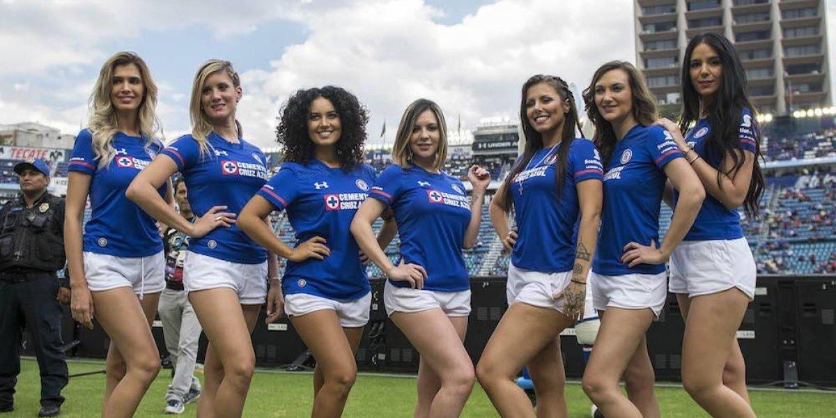 Las chicas de la jornada 13 del Apertura 2017