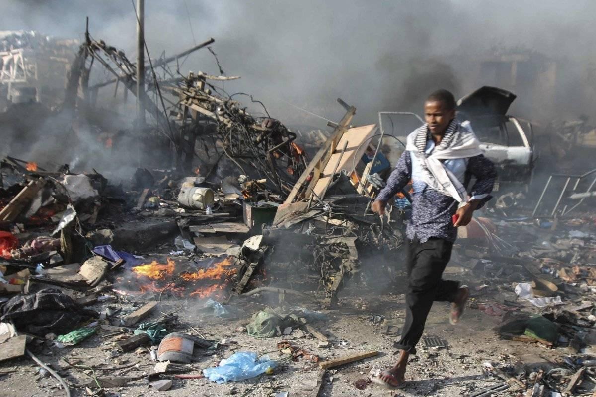 At least 20 killed in Mogadishu explosion