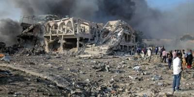 Al menos 215 fallecidos tras atentado con camiones bomba en Somalia