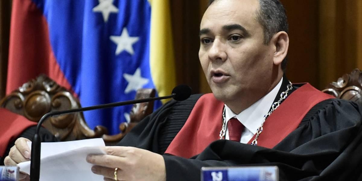 """Jefe de Supremo destaca """"talante democrático"""" en proceso electoral venezolano"""
