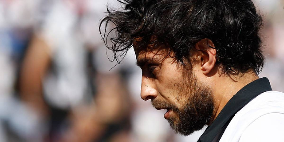 El Mago Valdivia pidió disculpas por su expulsión ante Wanderers