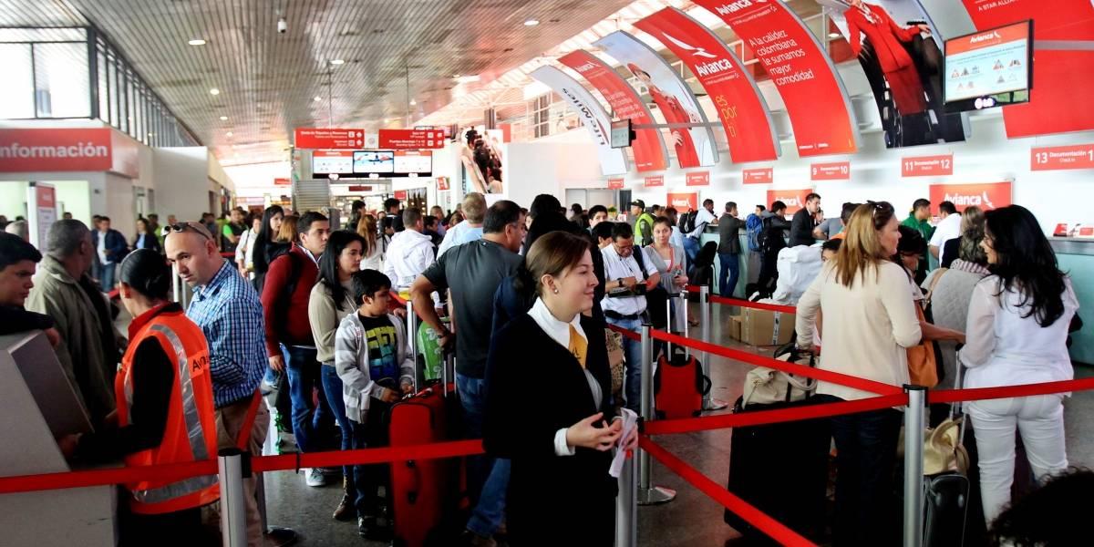 Cámara de Comercio de Bogotá advierte impacto de huelga de pilotos de Avianca
