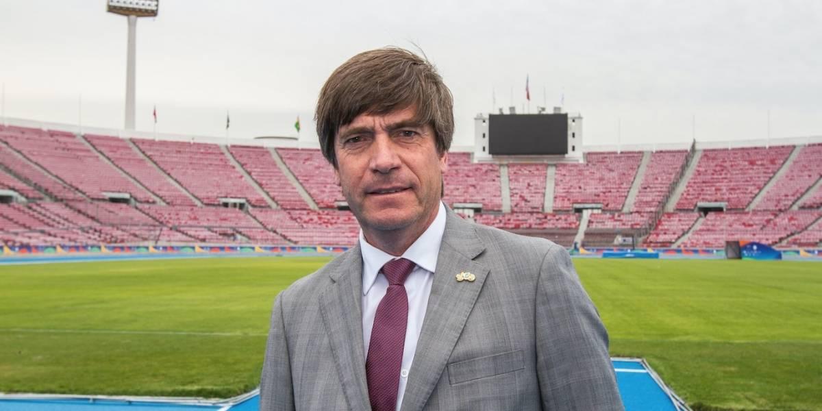 """A fondo con el Ministro del Deporte, Pablo Squella: """"Los deportistas critican sin conocer la realidad de las cosas"""""""