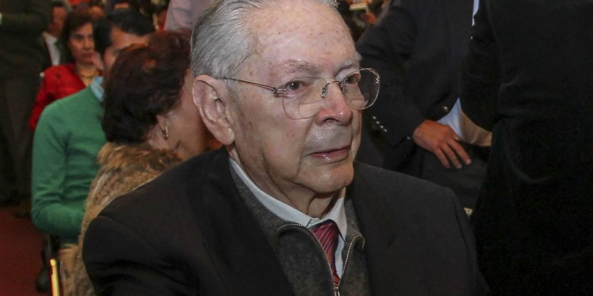 Murió embajador que confrontó a Pinochet; fue senador y diputado