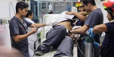 Reo herido con su propia arma durante intento de asalto